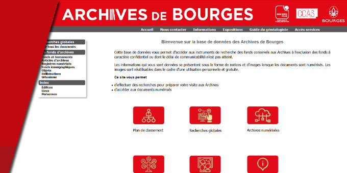 Les Archives en version 2.0