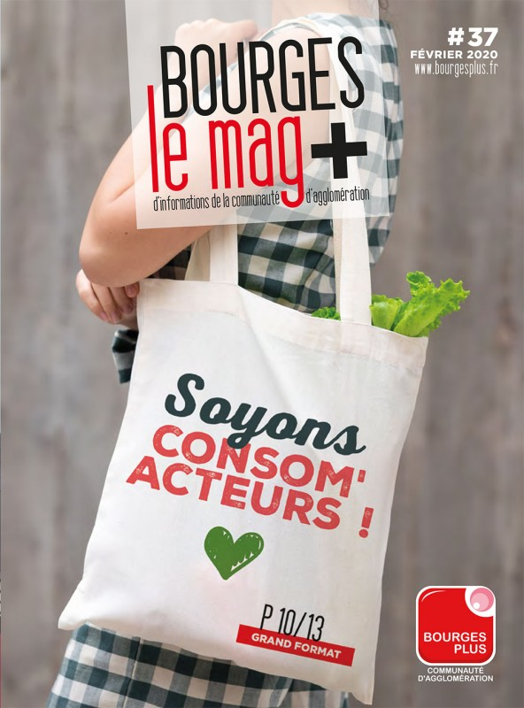 Bourges +, le mag N°37