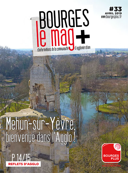 Bourges+, le mag N°33