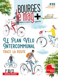 Bourges+, le mag N°35